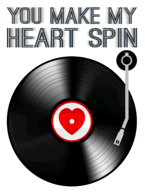 Heart Spin... Ready Made