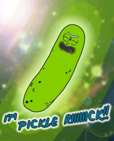 Pickle!... Ready Made