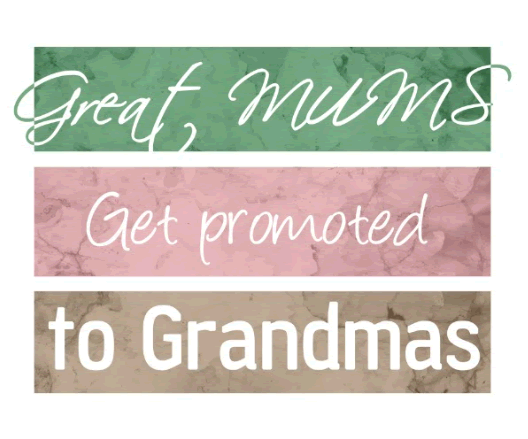 Great Mums... Ready Made Design 1