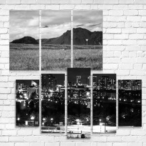 Split Canvas Discount Sets